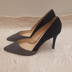 ZARA WOMAN HIGH HEELS.like new.